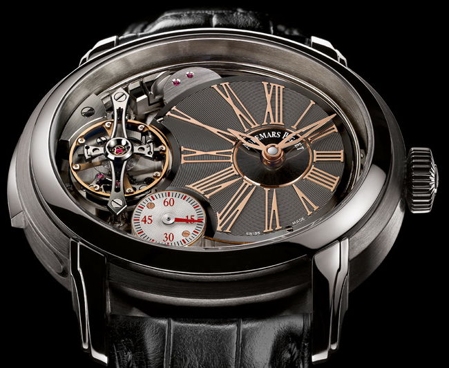 Audemars Piguet Partners With American Patrons of Tate Charity And Launches The Millenary 4101