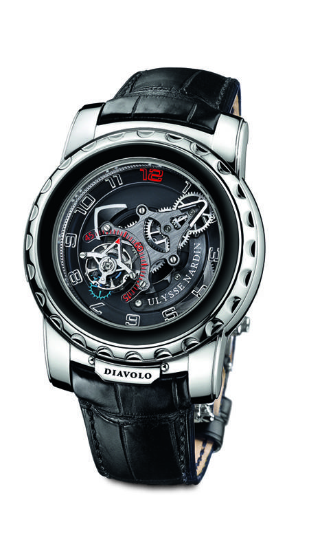 SPEAK OF THE DEVIL: THE ULYSSE NARDIN FREAK DIAVOLO