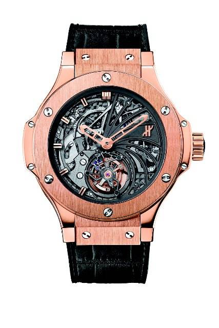 Song Bang: Hublot Big Bang Minute Repeater Tourbillon