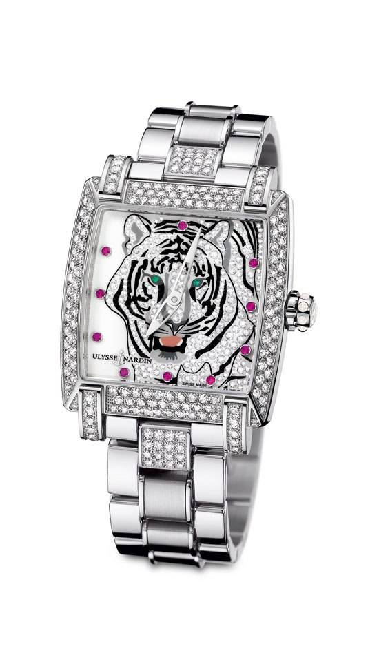Haute Timepieces: Ulysse Nardin Caprice Tiger Watch