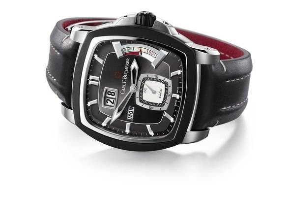 Haute Timepieces: Carl F. Bucherer Patravi EvoTec PowerReserve Watch