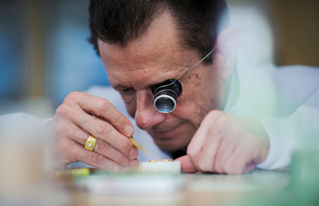 Visionary Watchmaker Dominique Loiseau Joins Girard-Perregaux's Manufacturing Team