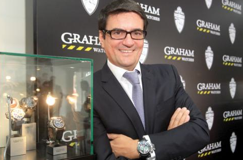 5 Questions With CEO Of Graham Watches Eric Loth