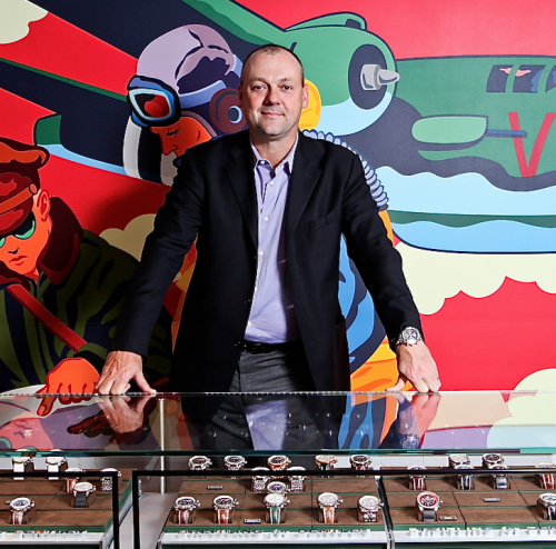 5 Questions With Breitling USA President, Thierry Prissert