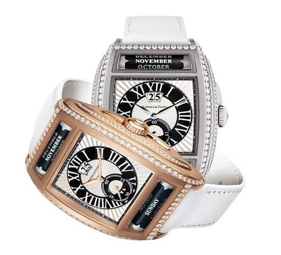 Maîtres du Temps 'Chapter Two' Diamond Watch