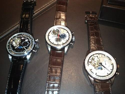 Basel World Zenith watches