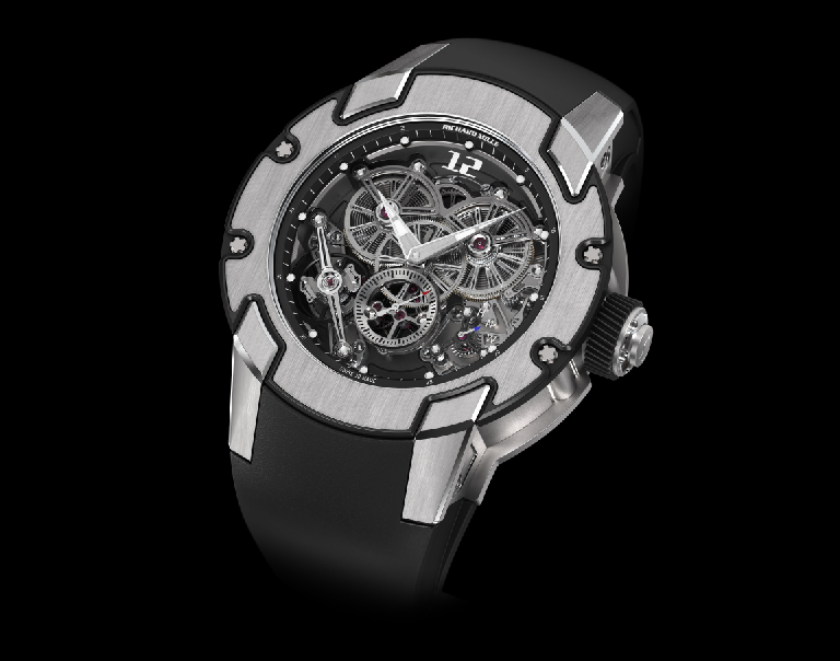 Three New Creations from Richard Mille