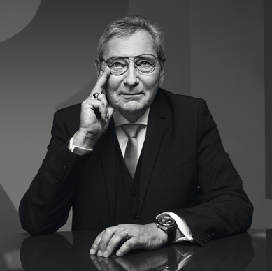 Roger Dubuis Returns To His Passion