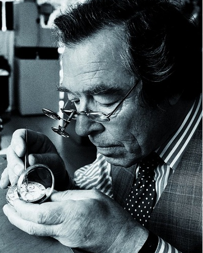 Dr. George Daniels' Watch Collection To Be Sold By Sotheby's