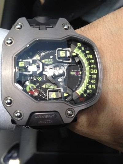 Basel World Update: Meeting With Martin Frei, Owner of Urwerk
