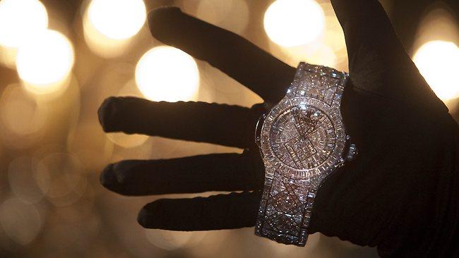 $5 Million Watch From Hublot