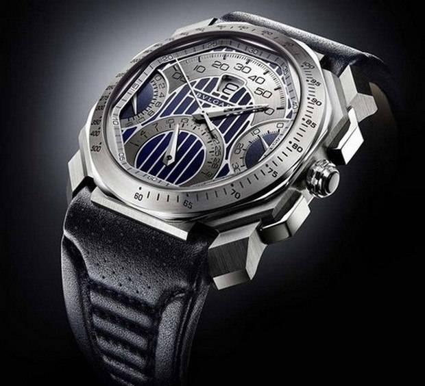 'Bulgari Octo Maserati' Watch Represents Elegance And Sportiness Of Its Creators
