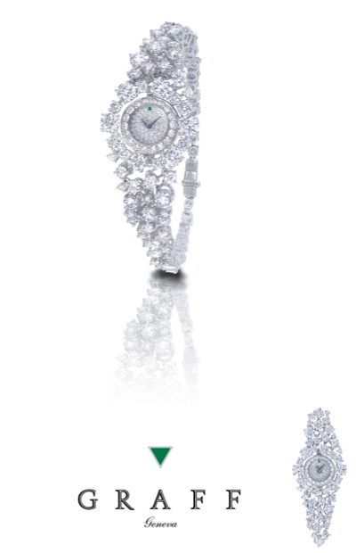 Graff's Diamond Baby Galaxy Available Also In Ruby, Sapphire And Emerald