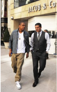 Jay-Z Buys Jacob and Co. Jewelry for Anniversary Gift to Beyoncé