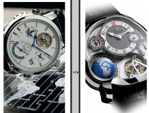 Haute Timepiece Madness Update: See Which Watches Are Leading Round 2