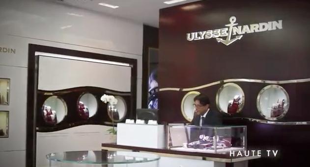Haute Time Presents Patrik P. Hoffmann, CEO of Ulysse Nardin at the U.S. Headquarters: Part 2