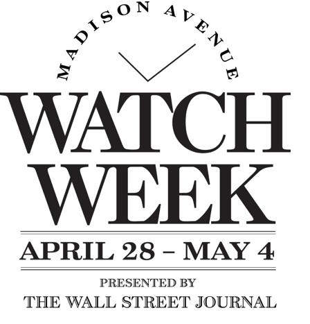 2nd Annual Madison Avenue Watch Week Kicks Off April 28