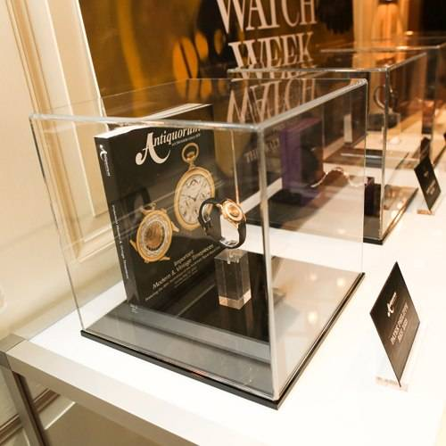 Haute Time Event: Madison Avenue Watch Week Kick Off at The Carlyle