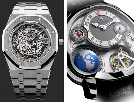 Keep Voting In The Finals Of Haute Timepiece Madness