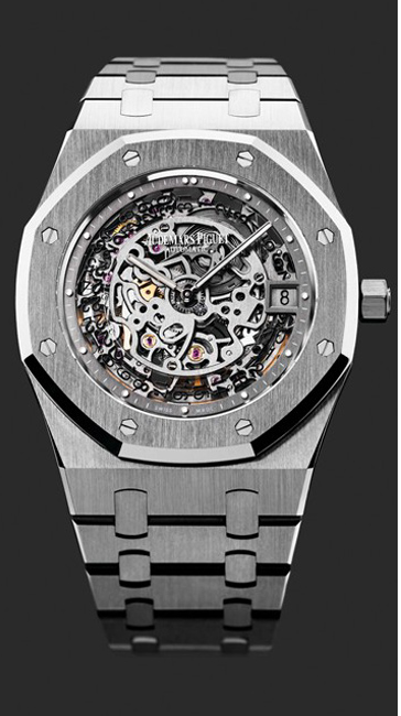 Congratulations To The Winner Of Haute Timepiece Madness: The Audemars Piguet Extra Thin Royal Oak Limited Edition