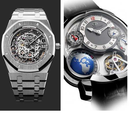 Last Chance To Vote In Haute Timepiece Madness: Winner To Be Decided At Midnight!