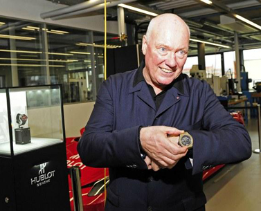 Hublot Chairman Jean-Claude Biver Predicts Exponential US Growth