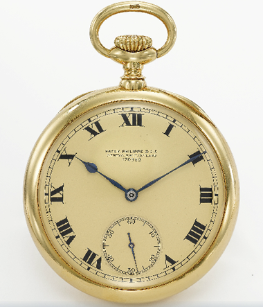 Sotheby's Exclusive: Timepieces from Henry Graves, Jr.'s Private Collections