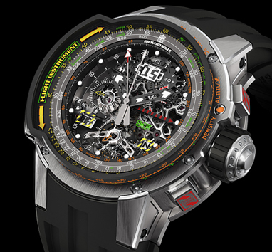 Richard Mille Talks Planes, Watches and Automobiles