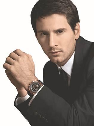 Audemars Piguet Presents: Limited Edition Leo Messi Royal Oak