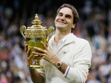 Roger Federer Endorses Rolex for $15 Million