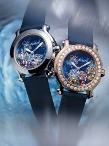 Chopard's Happy Fish Chronograph