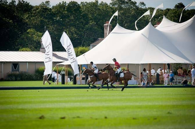 Piaget Partners with Philanthropists for Charity Polo Match