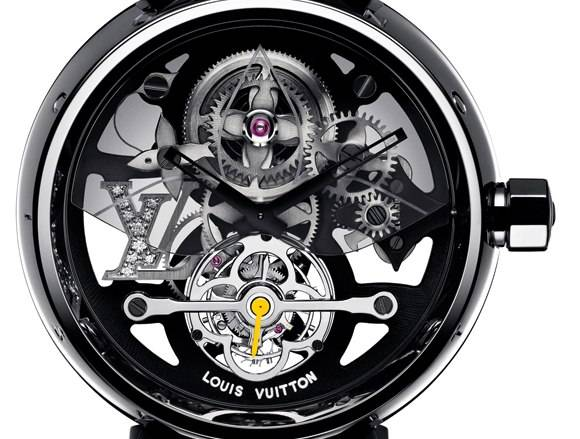 Tambour Tourbillon from Louis Vuitton
