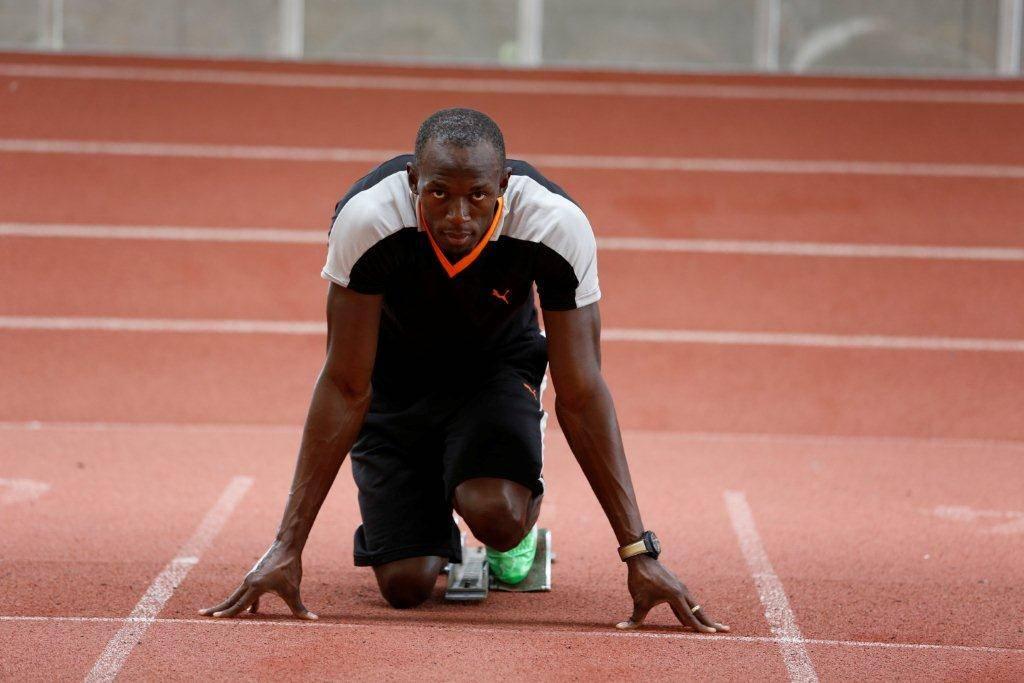 Hublot's King Power Usain Bolt Celebrates the Universe's Fastest Man