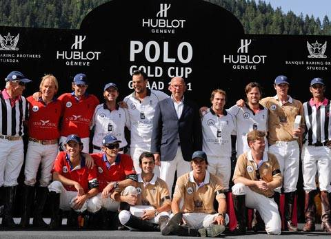 Hublot Sets Up Shop in Gstaad