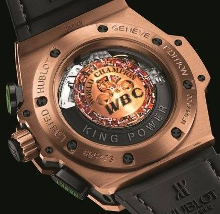 Hublot Teams Up With World Boxing Council To Bolster Pensions For Retired Boxers
