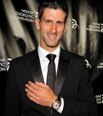 Audemars Piguet Supports Novak Djokovic Foundation At Nyc Gala Luxury Watch Trends 2018 Baselworld Sihh Watch News