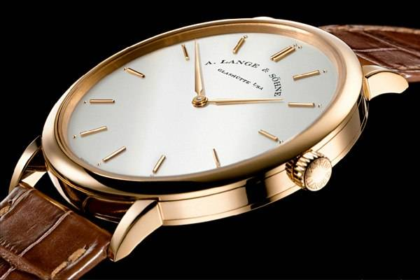 A. Lange & Söhne Launch Ultra-Slim Saxonia Thin