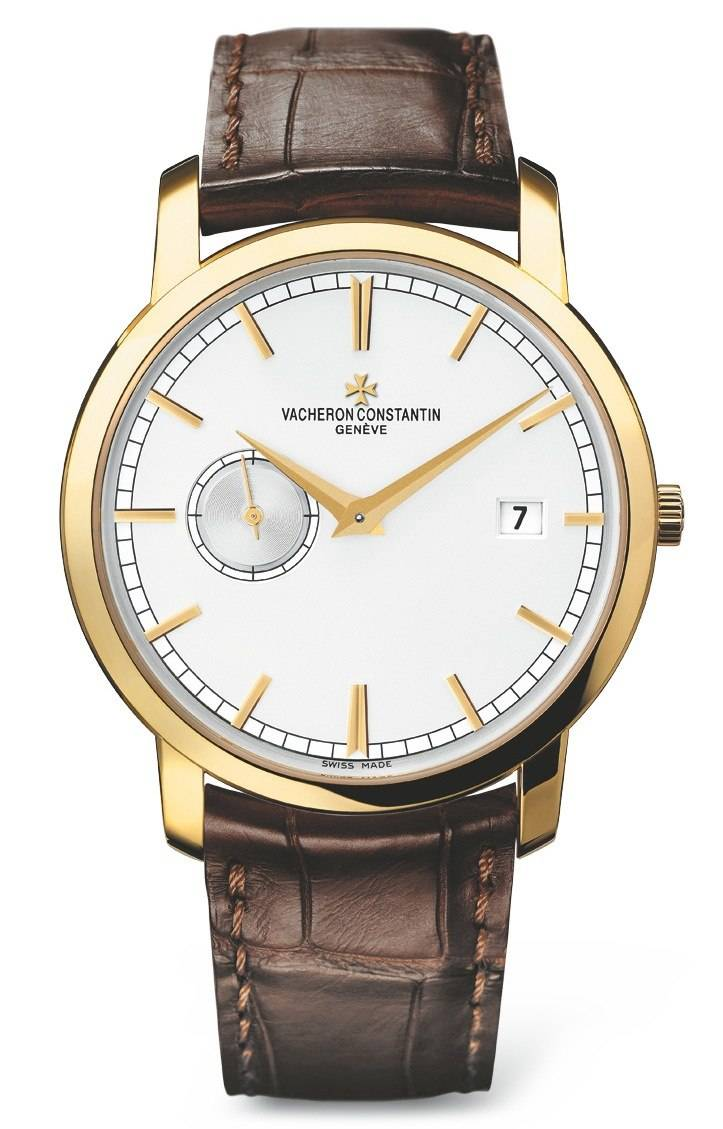 Haute Time Watch of the Day: Vacheron Constantin's Patrimony Traditionnelle