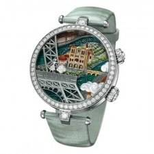 Haute Time Watch of the Day:  Van Cleef & Arpels – The Lady Arpels Poetic Wish