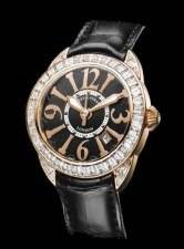 Haute Time Watch of the Day:  Backes & Strauss Piccadilly 40 Rose Gold