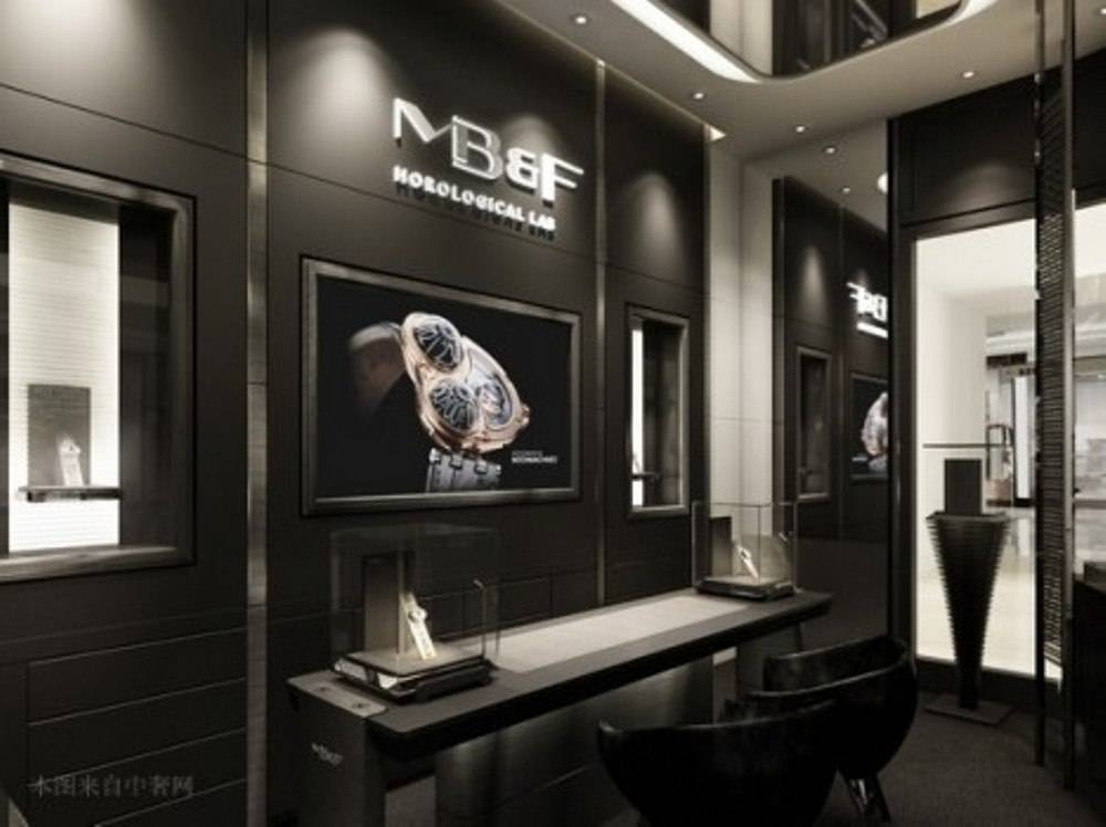 Maximilian Büsser and Friends Open First Boutique in China