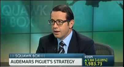 Audemars Piguet CEO Talks Economic Slowdown and Distribution