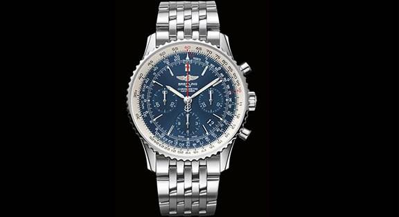 Breitling Unveils Ultra-Limited Navitimer Blue Sky 60th Anniversary Edition