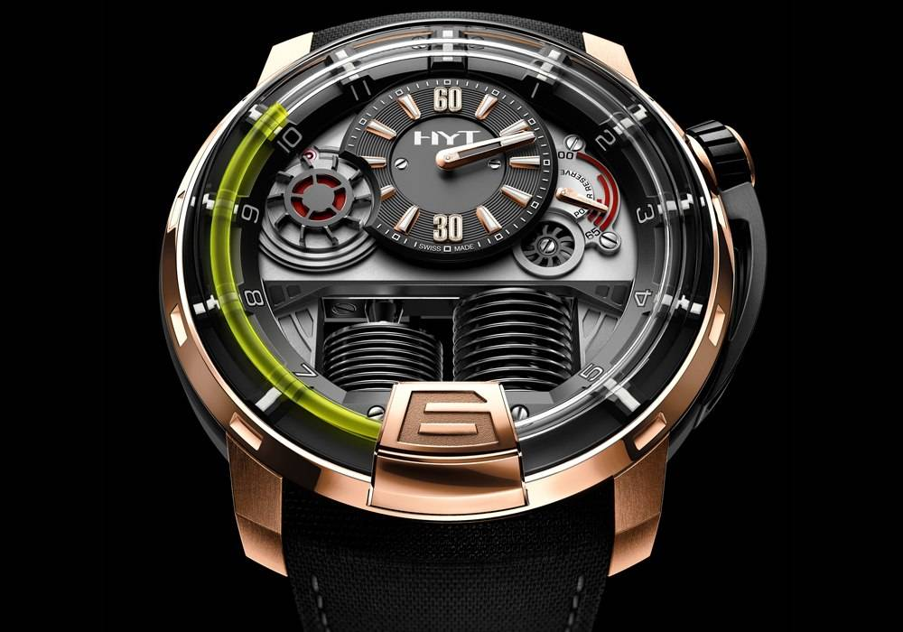 HYT Video Shows Intense Design of Hybrid Mechanical Timepieces