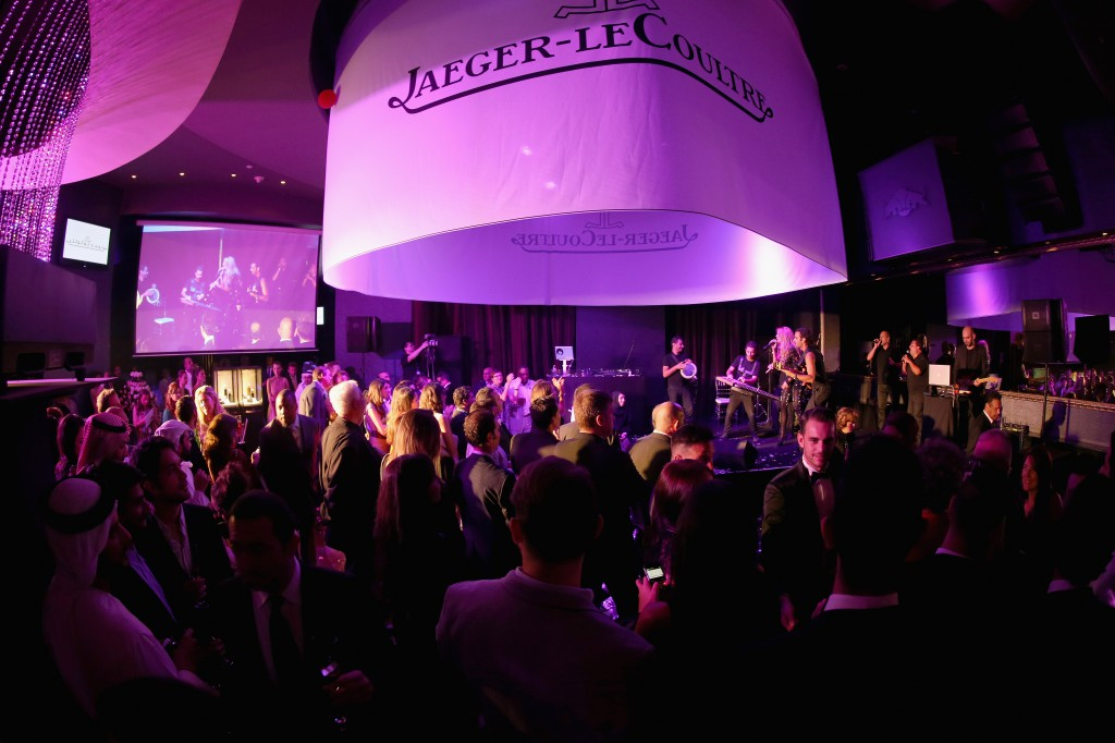 Jaeger-LeCoultre Hosts Private Gala Dinner in Abu Dhabi