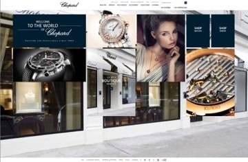 Chopard Launches E-Commerce Boutique
