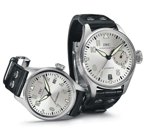 IWC Schaffhausen Celebrates Father-Son Bond with Special Edition Pilot's Watches