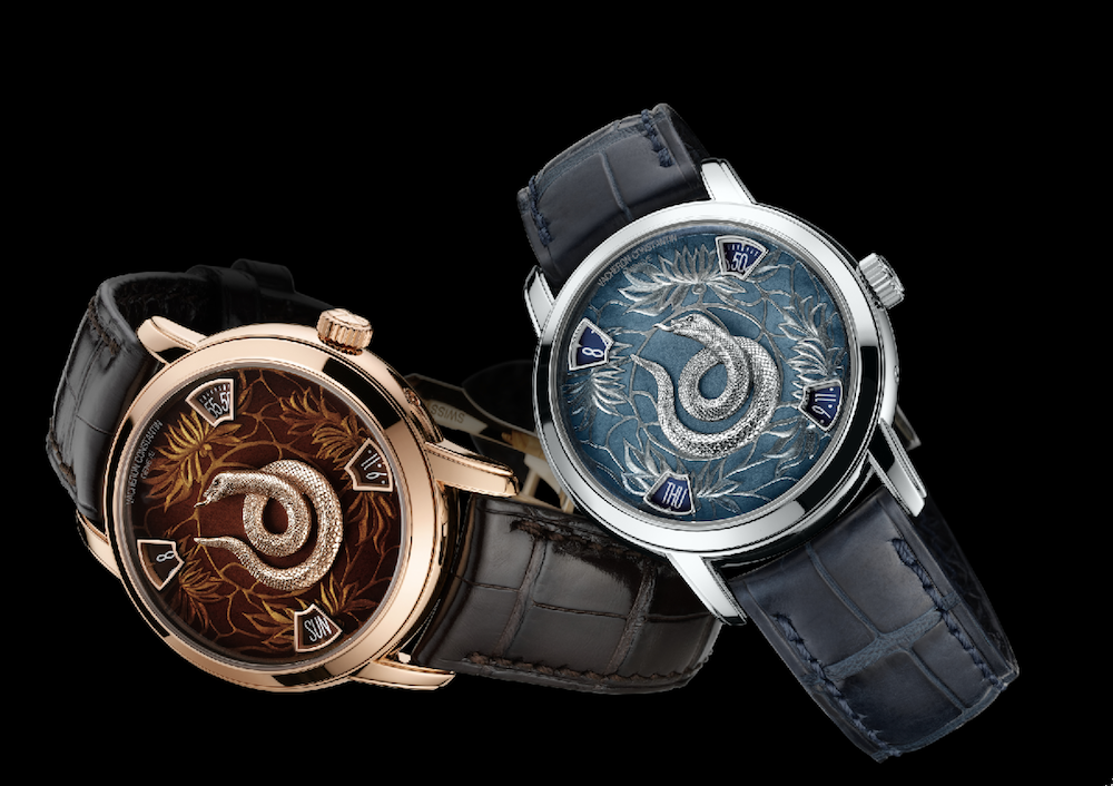 The Serpent and the Stars: Vacheron Constantin Presents the Metiers d'Art Legend of the Chinese Zodiac Year of the Snake