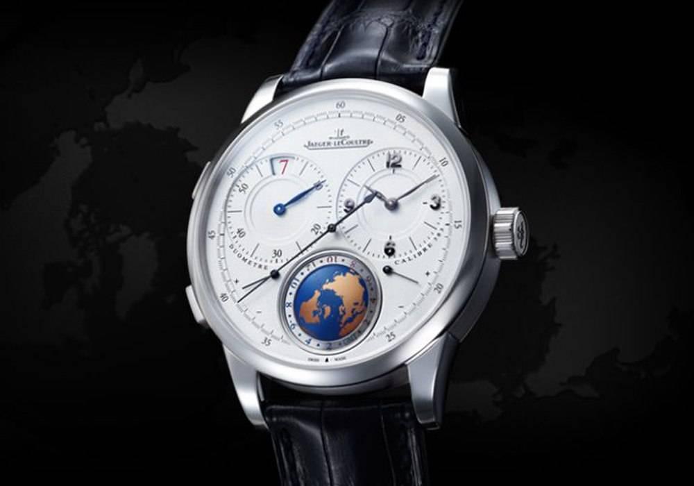Jaeger-LeCoultre's Duomètre Unique Travel Time an Horlogerie First